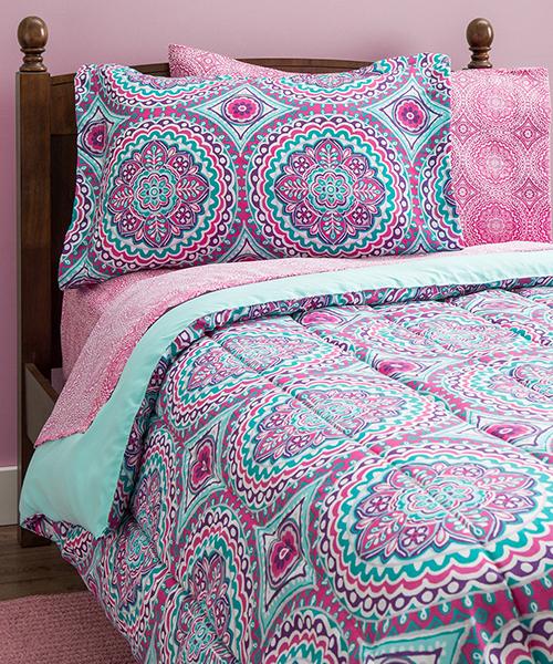 Thalia Girls Bright Bedding