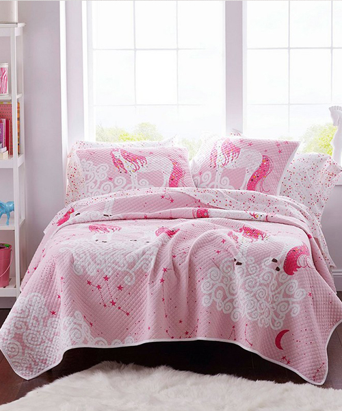 Kids Unicorn Bedding