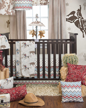 Western Crib Collection