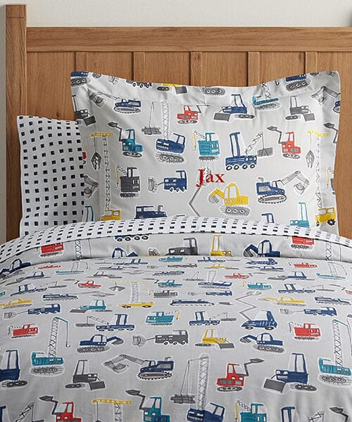 Construction Duvet Cover