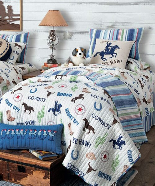 Little Cowboy Bedding