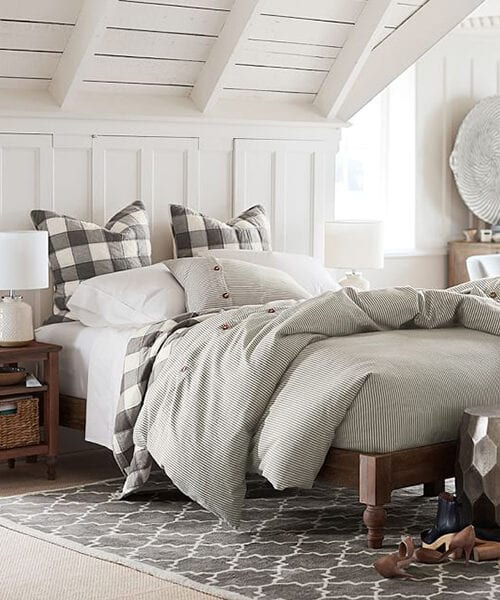 Wheaton Stripe Duvet Cover