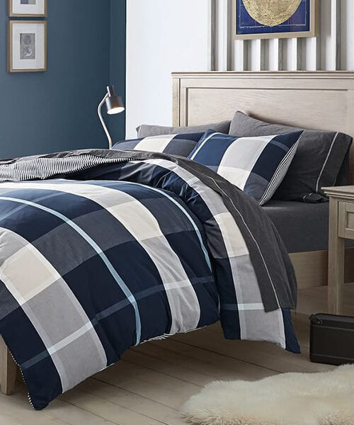 Boys Reversible Duvet Cover