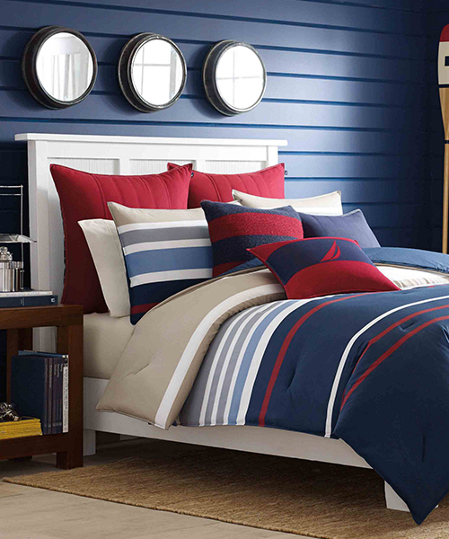 Nautica Boys Twin Bedding