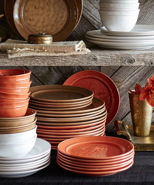 Country Dinnerware Collection