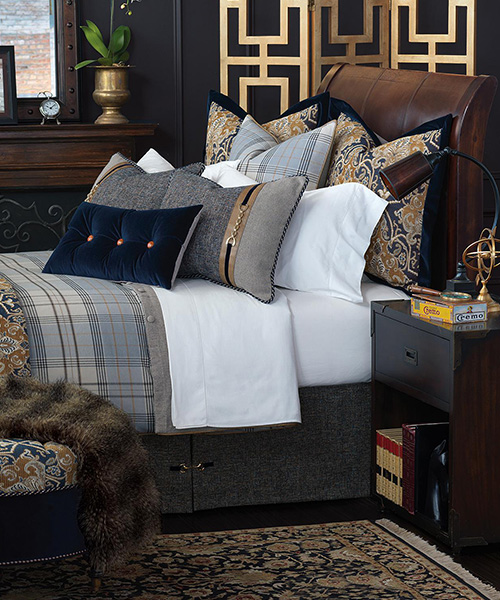 Eastern Accents Arthur Bedding | Country Manor Bedding