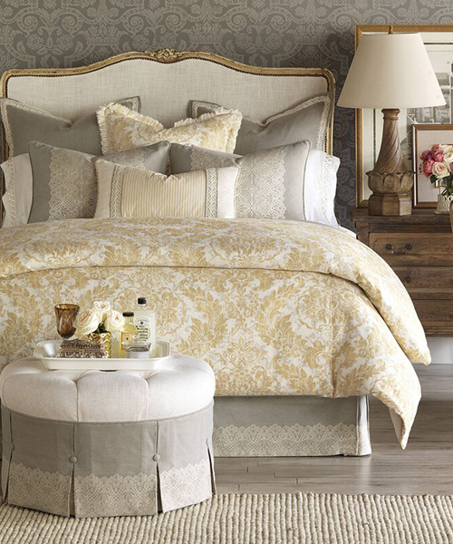 Luxury Duvet Cover   Eastern Accents Sabelle Bedding