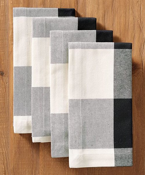 Assorted Printed Napkins