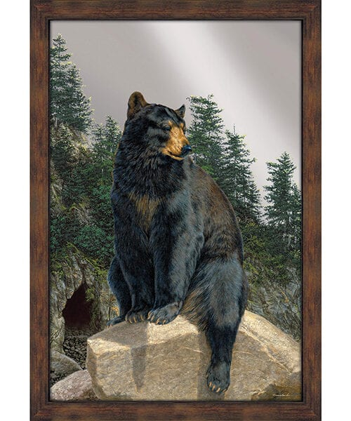 Black Bear Mirror