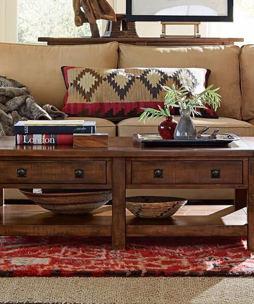 Benchwright Coffee Table