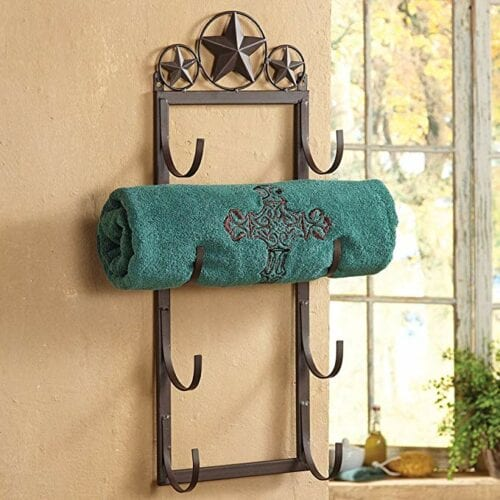 Western Towel Rack