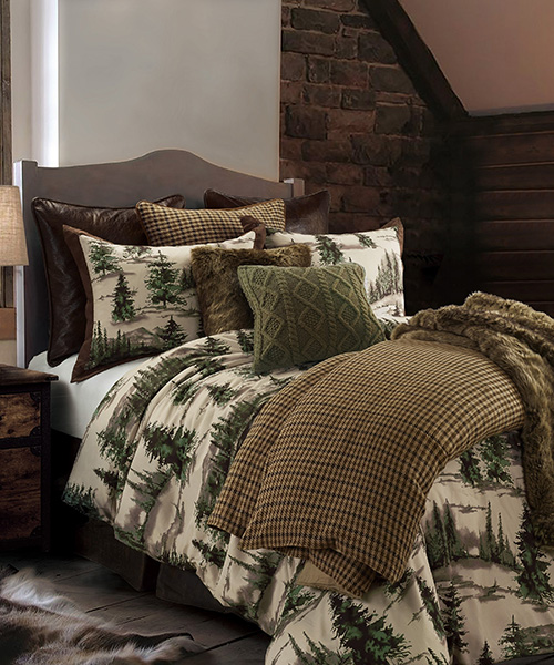 HiEnd Accents Joshua Bedding