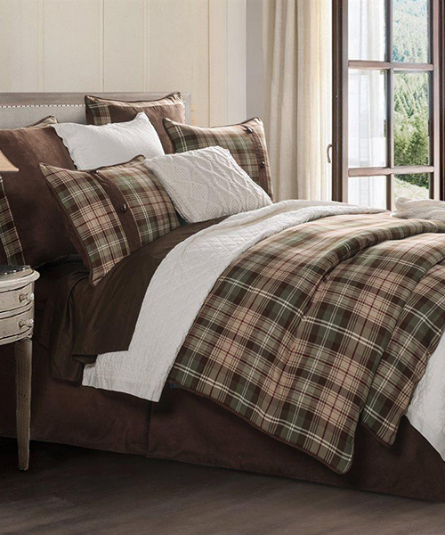 HiEnd Accents Huntsman Bedding
