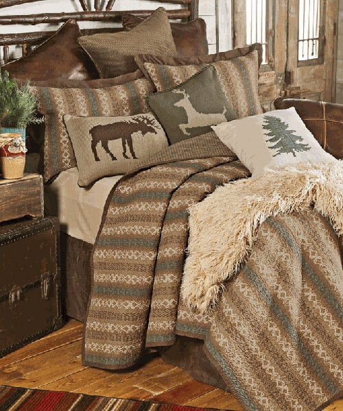 Rustic Country Quilt