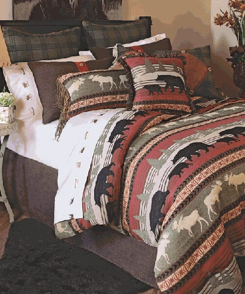 Timberline Bedding