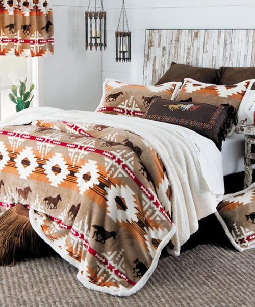 Free Rein Southwest Bed Set
