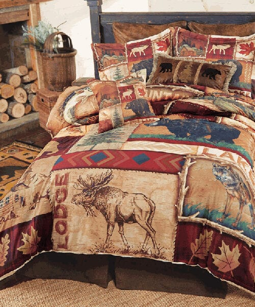 Highland Hills Lodge Bedding