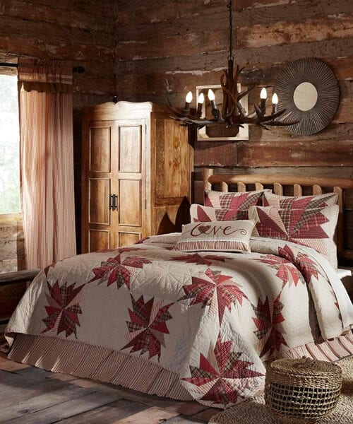 Ozark Quilt Bedding