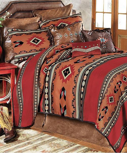 Southwestern Bed Set