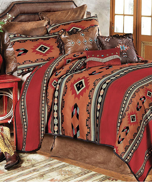 Southwestern Bed Set