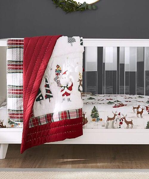 Santa Baby Bedding