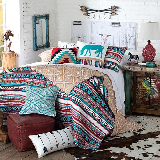 Girls Cowgirl Bedding