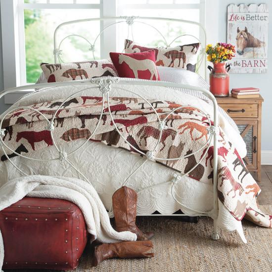 Horse Themed Bedding