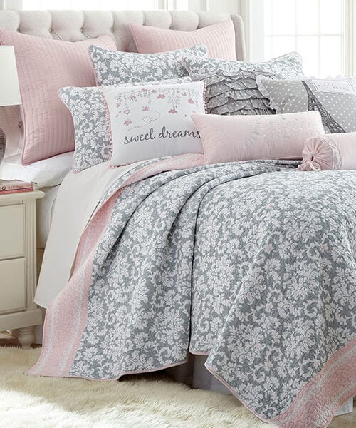 Margaux Bedding Quilt