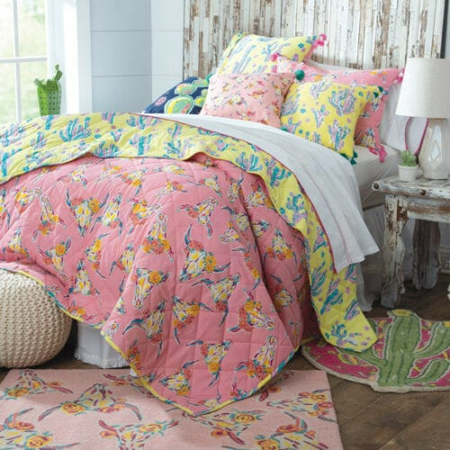 Southwestern Quilted Bedding