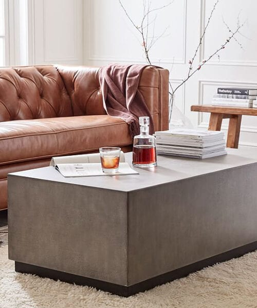 Byron Rectangular Coffee Table