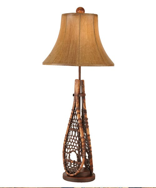 Backcountry Snowshoe Buffet Lamp | Snowshoe Lighting