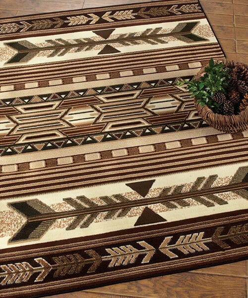 Broken Arrow Southwestern Rug
