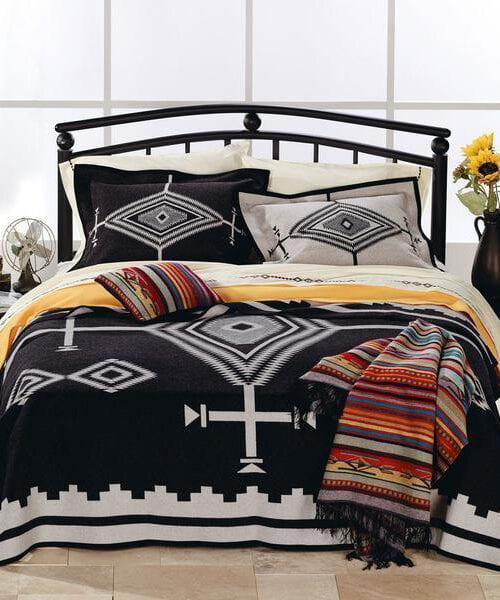 Pendleton Los Ojos Blanket | Southwestern Blankets