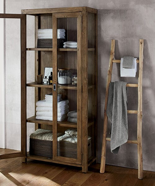 Rustic Bookcase or Storage Unit