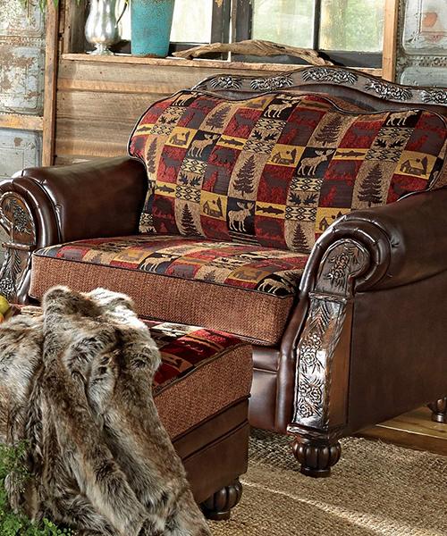 Appalachian Living Room Chair