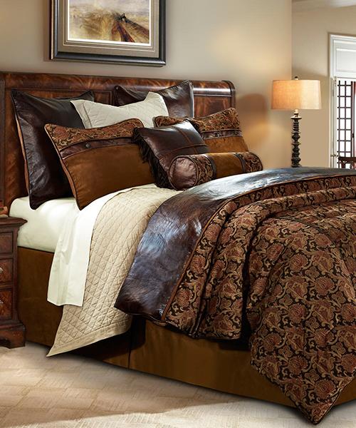 Austin Luxury Western Bedding Set