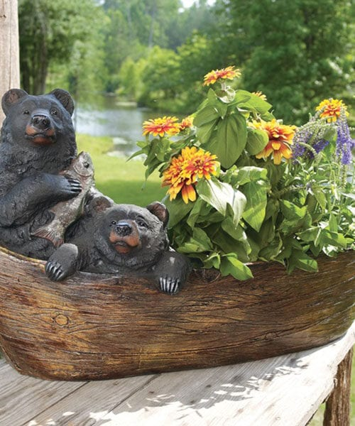Black Bear Decor | Cabin Decor