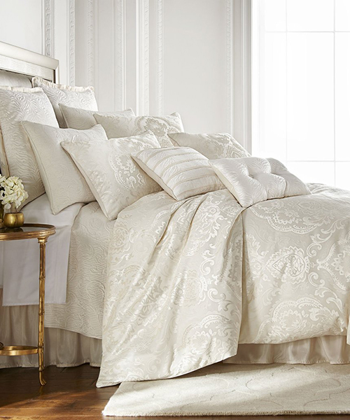 Croscill Floral Damask Bedding