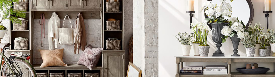 Rustic Entryway Furniture