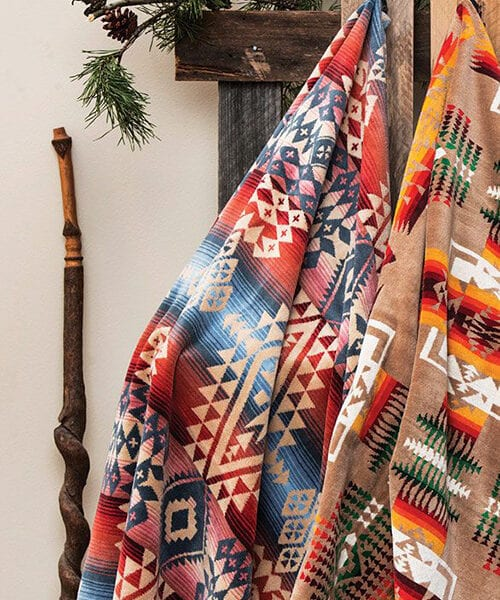 Chief Joseph Southwestern Spa Towels | Navajo Bath Towels