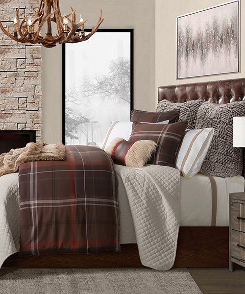Jackson Lodge Bedding Set