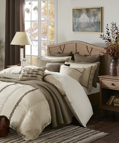 Madison Park Chateau Bedding