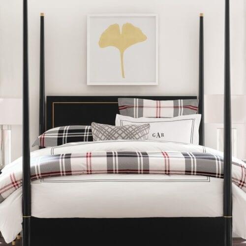 Highland Printed Flannel Bedding
