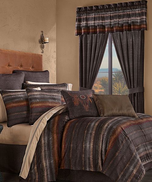 J Queen Mesa Bedding