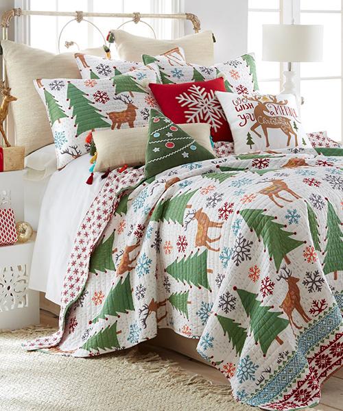 Pine Tree Bedding