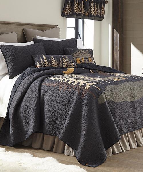 Donna Sharp Moonlight Cabin Bedding