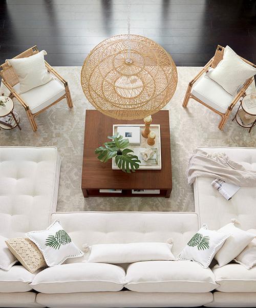Bennet Coastal Living Room Sectional