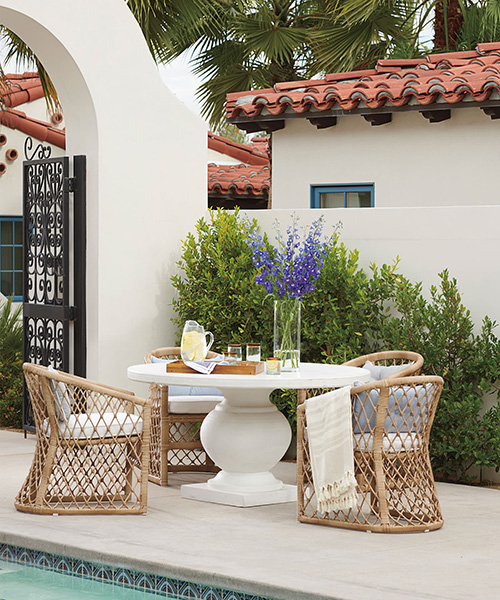 Capistrano Outdoor Dining Chair