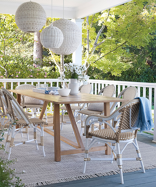 Outdoor Riviera Armchair