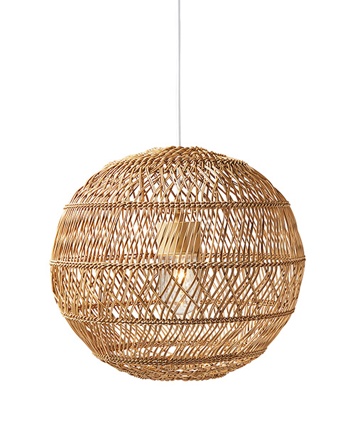 Summerland Round Coastal Outdoor Pendant